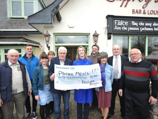 Kilcloon Players Donation