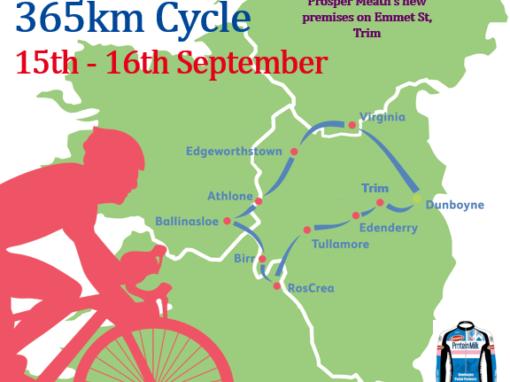 4 Provinces 365km Cycle