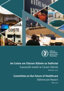 thumbnail of Slainte Care Report 2017