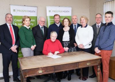 Prosper Meath Navan Signing-2485