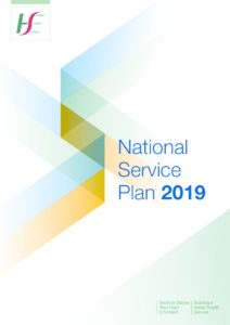 thumbnail of HSE National Service Plan 2019