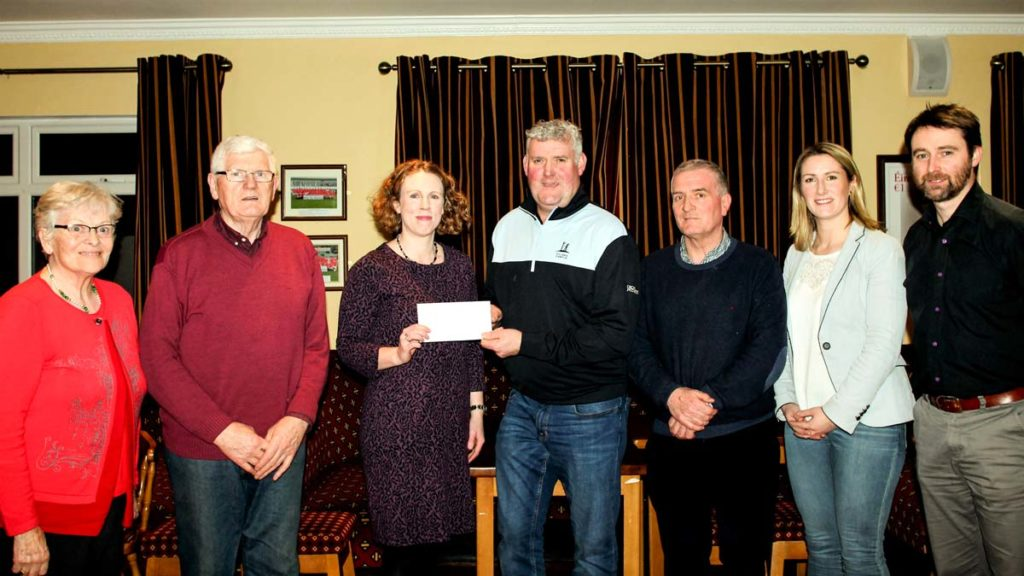 Dunsany GAA Fundraiser for Prosper Meath