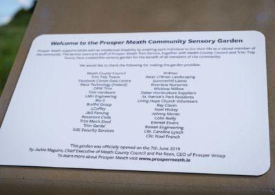Community Sensory Garden Trim Opening (17)