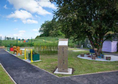Community Sensory Garden Trim Opening (18)