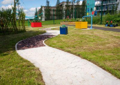 Community Sensory Garden Trim Opening (23)