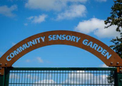 Community Sensory Garden Trim Opening (25)