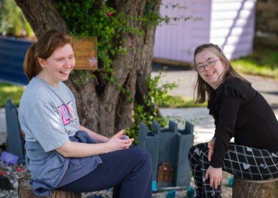 Community Sensory Garden Trim Opening (5)