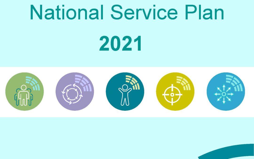 HSE National Service Plan 2021